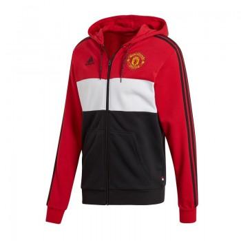 Bluza adidas MUFC FZ HD M DX9084