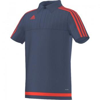 Koszulka piłkarska polo adidas Tiro 15 Junior S27119