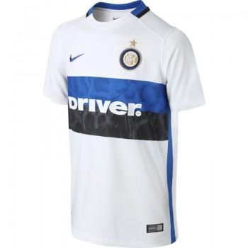 Koszulka piłkarska Nike Inter Milan Away Stadium Junior 659048-106